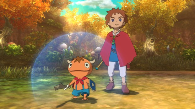 nino kuni wrath of the white witch