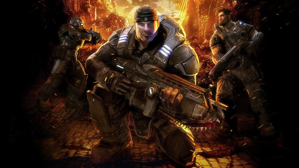 Gears of War 1 Download Included In Gears of War: Judgment
