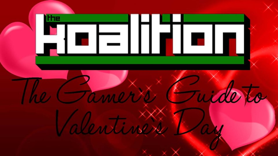 The Gamers' Guide to Valentine's Day: Risqué Edition