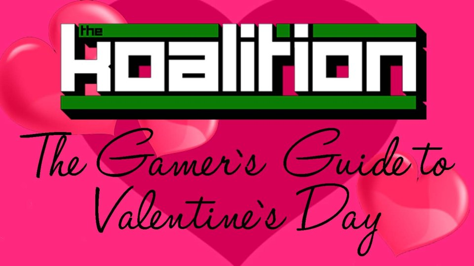 The Gamers' Guide to Valentine's Day