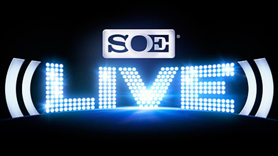 Sony Online Entertainment (SOE) Live 2013 Detailed