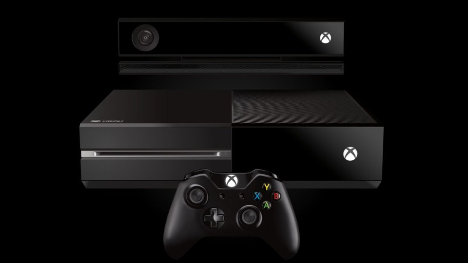 Microsoft Reveals The Xbox One
