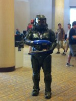 Master Chief is looking awfully masterful.