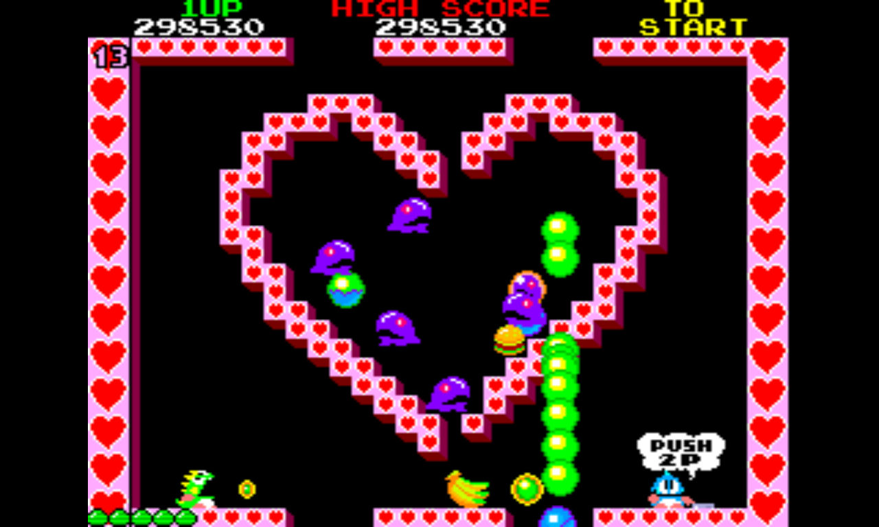 Bubble Games Retro Recap Bubble Bobble The Koalition