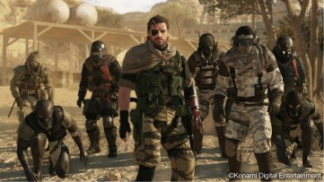 Metal Gear Online 05