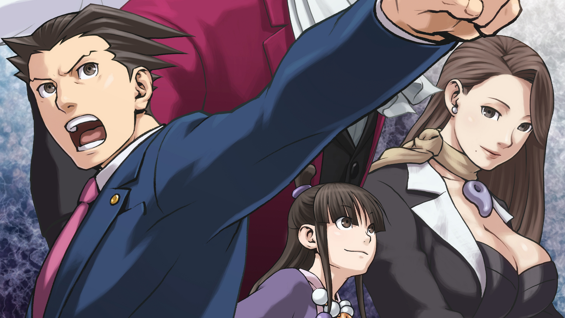 Win 10 Animated Wallpaper Phoenix Wright Trilogy Hd Review Court S Back In Session