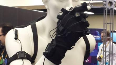 GDC 2015 Perception Neuron Glove