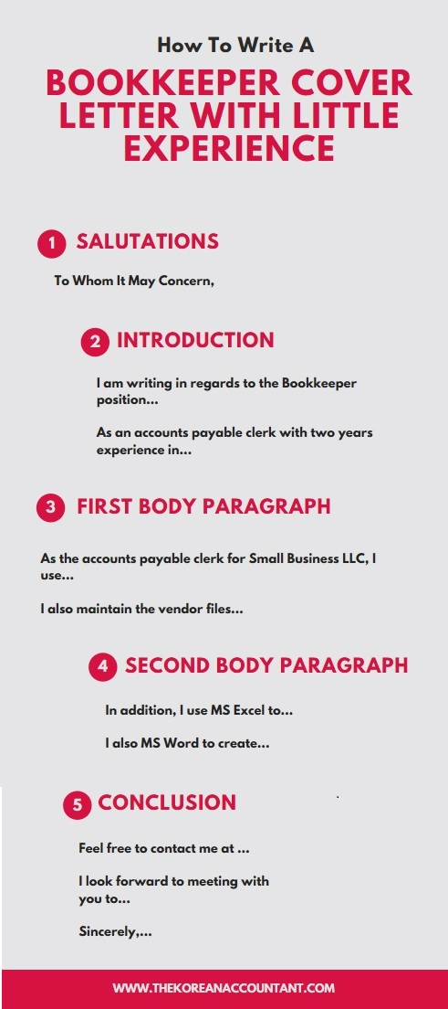 cover letter accounting sample