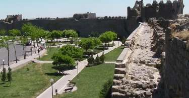 historical sites in kurdistan