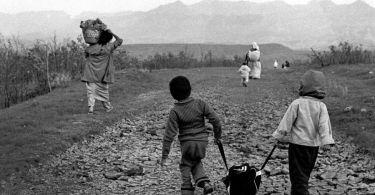 kurds mountains turkey refugees war