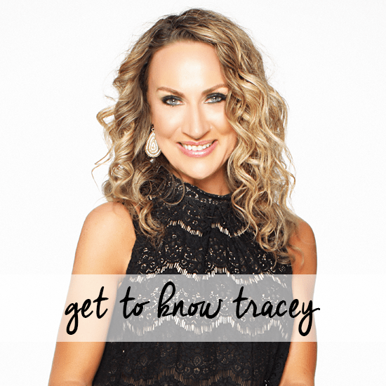 Get to Know Tracey