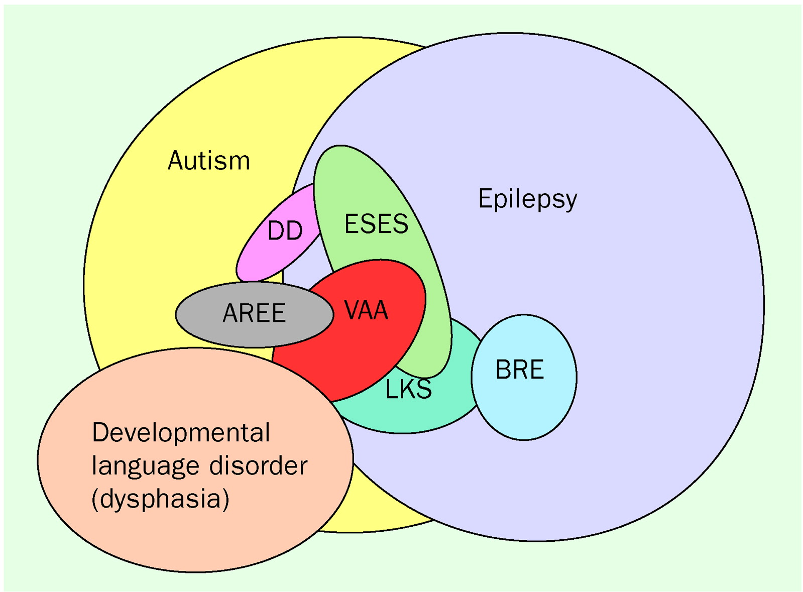 Prevalence Language Disorders Epilepsy In Autism The Lancet Neurology