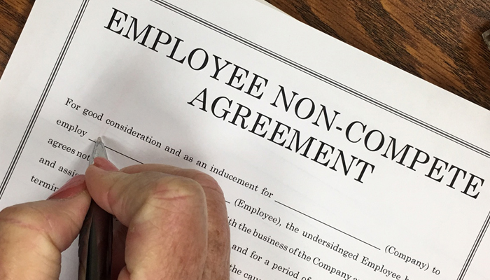 Is My Non-Compete Agreement Enforceable? - Walsh Colucci Lubeley Walsh