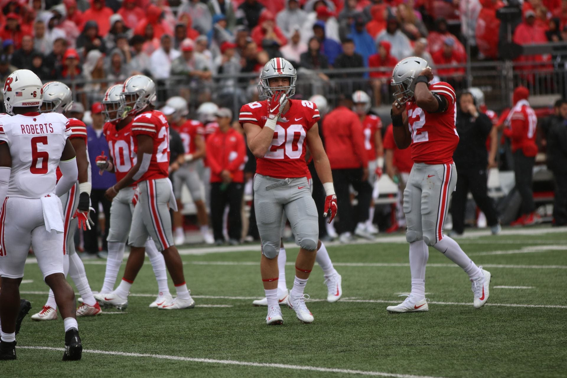 Ohio State Score Football Mcsorley Brings Ohio State Familiar Yet Challenging