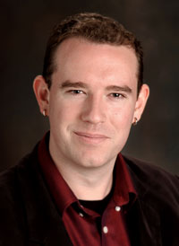 Paul Kingsbury, assistant professor of geography, SFU