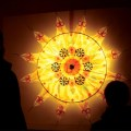 Mandala at the Roundhouse. Photo courtesy of Secret Lantern Society