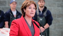 "It would take a worker making minimum wage more than two years to make what Clark gets for her ""car allowance."" 