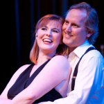 Christopher Simmons et Debra DaVaughn. Photo par Surrey Arts Centre