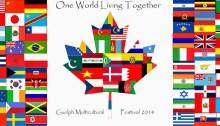 Poster par Carissa Gobbi http://carissagobbi21.blogspot.ca/2014/04/guelph-multicultural-festival-poster.html
