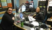 Barb Snelgrove et Denise Fraser, animatrices de Queer FM sur CiTR. | Photo de CiTR