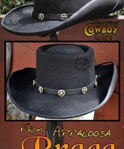 Randall Bragg Custom Handmade Hat