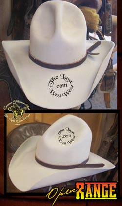 Charley Waite Hat