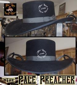 Pale Preacher Custom Handmade Hat