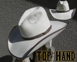 rodeo cowboy hat.