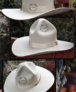 Turkey Creek Custom Handmade Hat