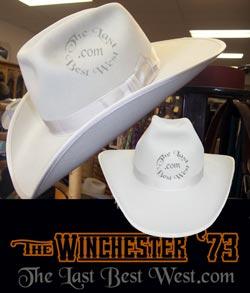 Winchester '73 Handmade Hat