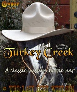 Turkey Creek Movie Hat