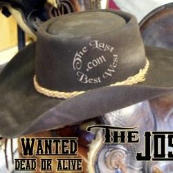 Josh Custom Handmade Hat