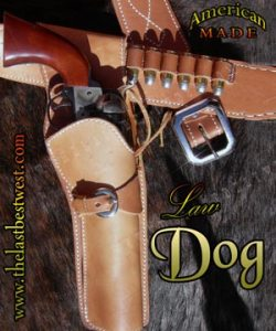 Law Dog Fast Draw Holster