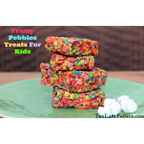 Medium Crop Of Fruity Pebble Treats