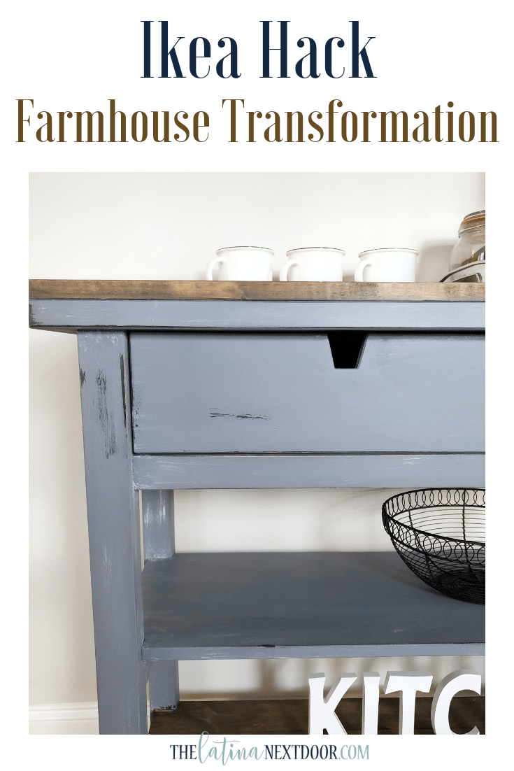 Ikea Table Ikea Table Hack Farmhouse Transformation The Latina Next Door