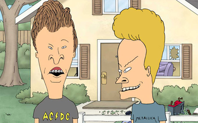 10 Great Beavis And Butt-Head Episodes