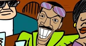 Eddie Murphy Animated
