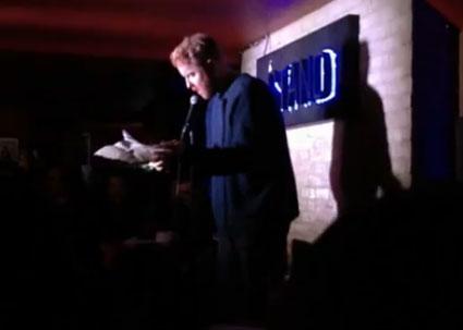 Davey Mac Stand-Up