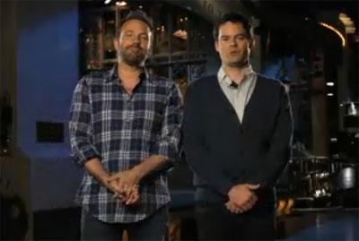 Ben Affleck SNL promos