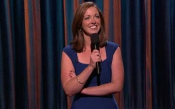 Megan Gailey on Conan