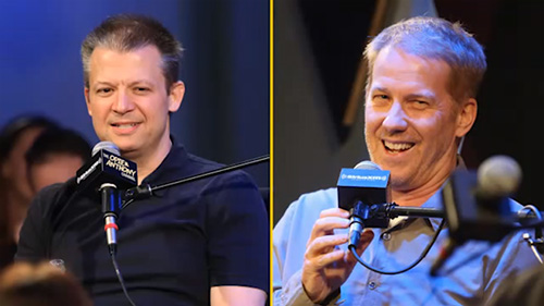 Opie & Jimmy done? Tensions boil over between Jim Norton and Opie on SiriusXM radio show