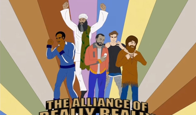 The Alliance Of Really Really Good People features a collection of really really good comedians