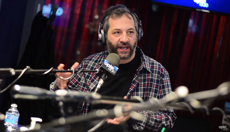 "Judd Apatow on Amy Schumer, ""She's one of the greatest joke writers I've ever seen"""