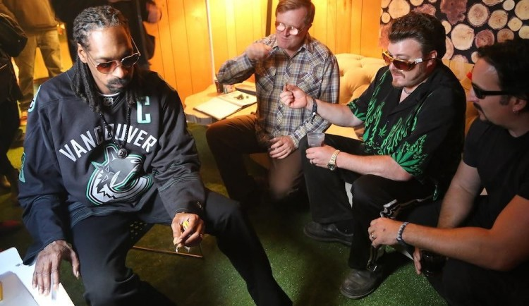 """Trailer Park Boys"" launch season 10 and bring Snoop Dogg with them"
