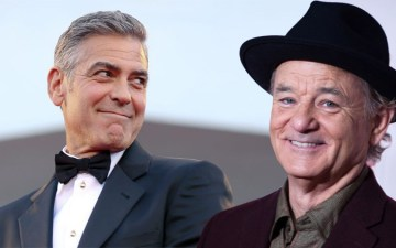 Clooney and Murray