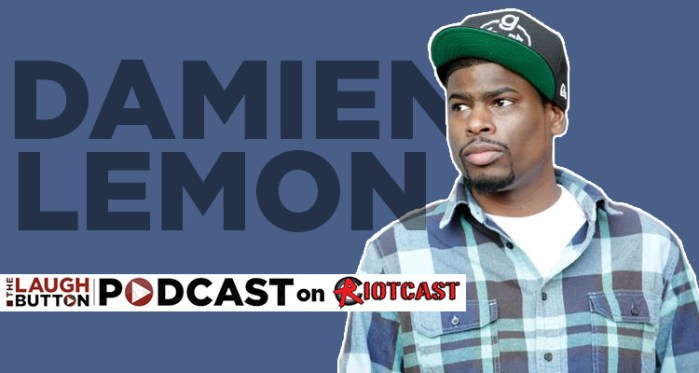 Damien Lemon - TLB Podcast