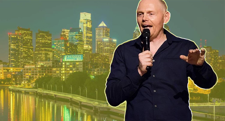 When Bill Burr went to battle against the city of Philadelphia