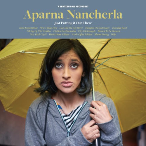 Aparna Nancherla announces new album, teaser video