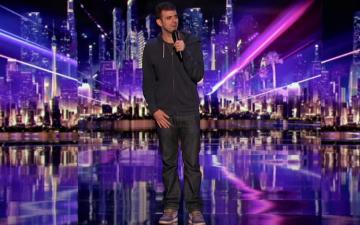 Sam Morril America's Got Talent