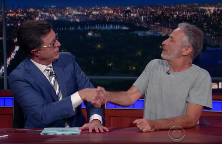 "Jon Stewart to RNC, ""I see you, and I see your bullsh*t"""